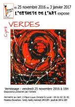 Exposition Cyril Verdes