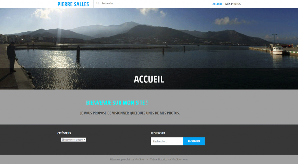 Site-Wordpress-Photographie