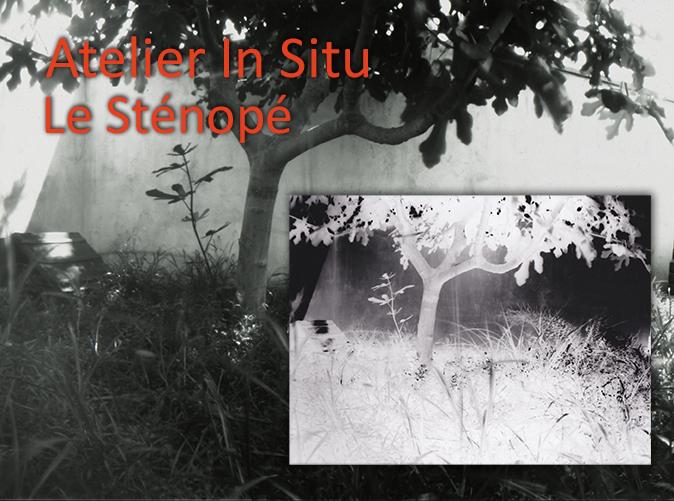 Sténopé Atelier In Situ