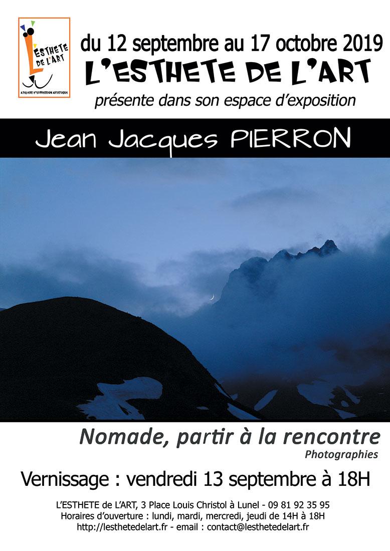 EXPOSITION NOMADE, PARTIR A LA RENCONTRE