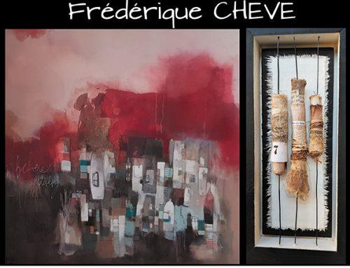 ÉCRINS NOMADES – FRÉDÉRIQUE CHEVÉ